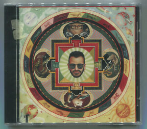 RINGO STARR * TIME TAKES TIME * 1992 * CD * NEW & SEALED