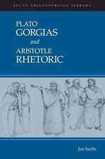 Focus Philosophical Library: Plato Gorgias and Aristotle Rhetoric by Plató...