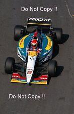 Eddie Irvine Jordan 195 French Grand Prix 1995 Photograph