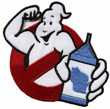 Wisconsin - Ghostbusters No Ghost Costume Iron-On Patch