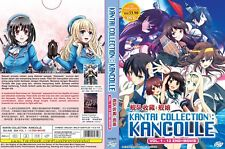 ANIME DVD~ENGLISH DUBBED~Kantai Collection:Kancolle(1-12End+Movie)FREE SHIP+GIFT