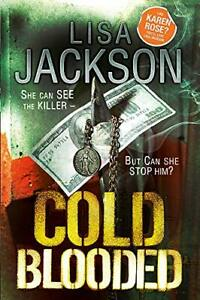 (Good)-Cold Blooded: New Orleans series, book 2 (New Orleans thrillers) (Hardcov