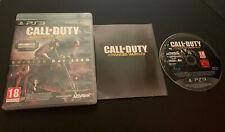 Call of Duty Advanced Warfare Edición Zero PS3 Play Station 3 PAL ESPAÑOL