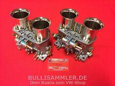 2 Weber 44 IDF 71 Vergaser Doppelvergaser VW Käfer, Bus, Typ1, Typ4 NEU (EUR002)