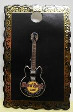 Hard Rock Cafe Pin Core Guitar Series - 3 string - Black Buenos Aires New