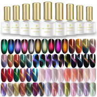 6ml BORN PRETTY 9D Holographic Magnetic Cat Eye Soak Off UV Gel Polish Nail Art