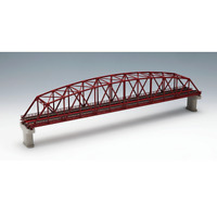 Tomix 3221 Pont Voie Double / Double Track Truss Bridge 560mm - N