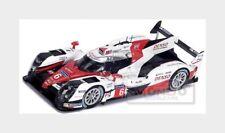 Toyota Ts050 Hybrid #6 Lmp1 Hybrid #6 2Nd Le Mans 2016 Sarrazin Spark 1:43 S5103