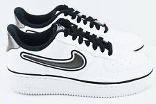 new product 00cb4 cd7c6 Nike Air Force 1  07 LV8 Sport NBA Pack Spurs Mens Size 14 White AJ7748
