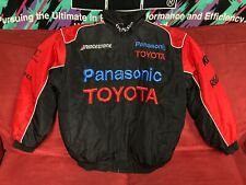 TOYOTA Racing DENSO PANASONIC JACKET / Size M Medium