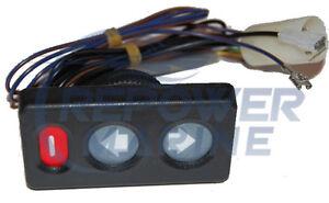 Power Trim Control Panel for Volvo Penta DP-E, DP-G & DP-X Replaces: 3855650