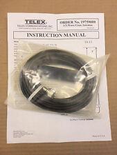 New Telex 1/2-wave Coax Antenna Fire Alarm