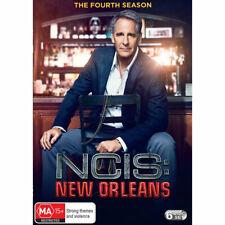 NCIS - New Orleans : Season 4 (DVD, 2018, 6-Disc Set)