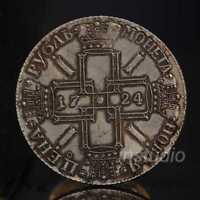 1Pc Russland 1724 Gedenkmünze Geschenk Neu^