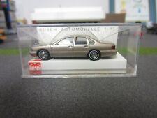 Ho 1/87 Busch Chevrolet Caprice #47600 in Gold Metallic