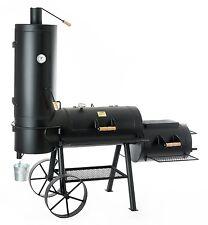 "JOE ́s  BBQ SMOKER Chuckwagon 40,6 cm / 16"" , jetzt mit XXL Feuerboxgrillfläche!"