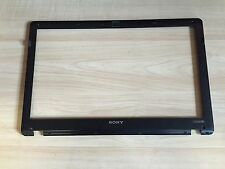 SONY VAIO VPC-CW1S1E VPCCW SERIES GENUINE LCD SCREEN BEZEL 012-000A-2340-A