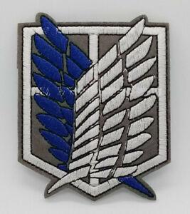 Attack on Titan Shingeki No Kyojin Wings of Freedom Cosplay Iron/Sew On Patch