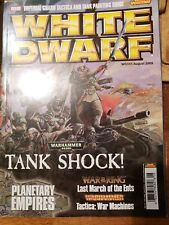 White Dwarf #355 Tactica Imperialis IG, Warhammer War Machines. Ork Rok of Ages