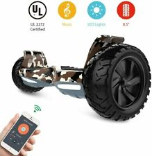 """Hyper gogo 8.5"""" Scooter Hoover Board with Ul2272 Certified Wheels Led Lights"""