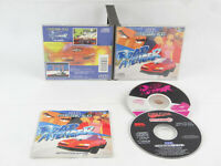Road Avenger Sega Mega CD PAL Complete