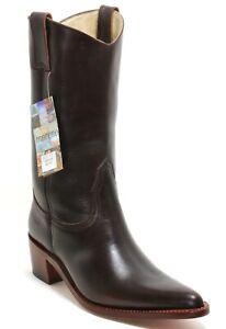 301 Cowboystiefel Westernstiefel Texas Boots Catalan Style Leder Boots Moreno 39