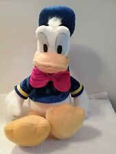 """Disney Store Exclusive Donald Duck Plush Stuffed Toy Mickey Mouse Club House 19"""""""