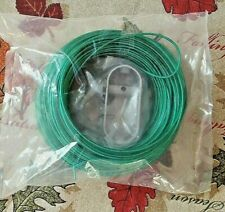 New listing Heavy Duty Winch Tighten 100Ft Cable Wire Secure Above Ground Winter Pool Cover