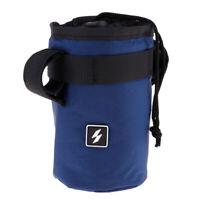Portable Cycling Handlebar Kettle Bag Handlebar Stem Bag Bicycle Accessory