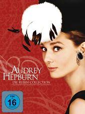 RUBIN COLLECTION AUDREY HEPBURN (5 DIGIPACK)  5 DVD NEU