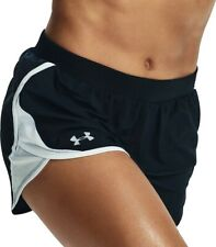 Under Armour Fly By 2.0 Womens Running Shorts - Black