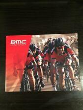 * 2016 Bmc Cycling Catalog * Switzerland * Cadel Evans * Tejay * Hincapie *