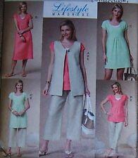 modern summer wardrobe Women's Plus 16-24 long shirt