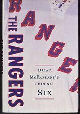 The Rangers Brian McFarlane's original six