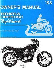 buy nighthawk motorcycle repair manuals literature ebay rh ebay co uk honda cb 650 nighthawk service manual honda cb 650 nighthawk sc manual