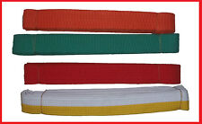 Gürtel Karate Judo Taekwondo Kampfsport Aikido Karategürtel Taekwondogürtel