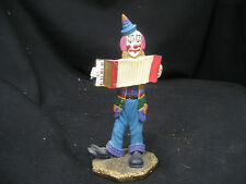 According to Princeton Gallery 1995 clown good condition