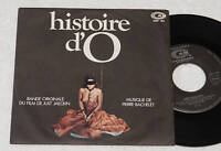 "HISTOIRE D'O:7""-1°STAMPA ITALY 1975-SEX COVER EX+"