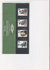 Elizabeth II (1952-Now) British Stamp Presentation Packs