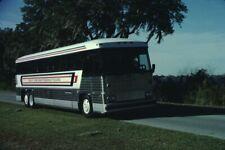 Gray Line Sightseeing Tours Mci bus Kodachrome original Kodak slide
