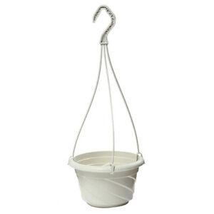 Hook-Type Suspendu Fleur Plante Pot Panier Plante Support Jardin Décor Beau