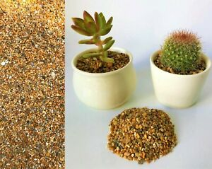 *FINE* Natural 2-3mm Stone Dressing Gravel Plant Cactus Succulent Bonsai Topper