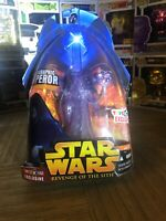 Hasbro Star Wars Rots Holographic Emperor Action Figure Toy's R Us Exclusive