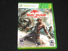 Dead Island - (Xbox 360)  COMPLETE!   FANTASTIC CONDITION!!!
