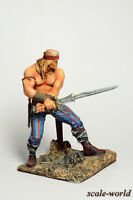 Tin soldier, figure. Conan the Barbarian 75 mm