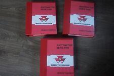 MASSEY FERGUSON MF 5465 5460 5470 5475 SA REPARATURHANDBUCH WERKSTATTHANDBUCH