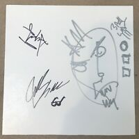 """The Dead Weather Hang You From The Heavens SIGNED test pressing 7"""" vinyl"""