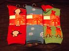 Christmas Socks Lot of 3 Assorted Women sock size 9-11 New ZZ1 random ugly