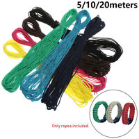 Diameter 2mm Paracords 550 Rope Lanyard Tent Ropes Paracord Cord Survival kit