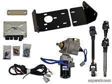 Super ATV EZ STEER EPS Waterproof Power Steering Kit-Polaris RZR 800 S 570 2009+